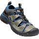 Keen Arroyo III Sandals Men Empire/Blue Opal